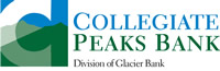 Collegiate Peaks Bank - Division of Glacier Bank logo